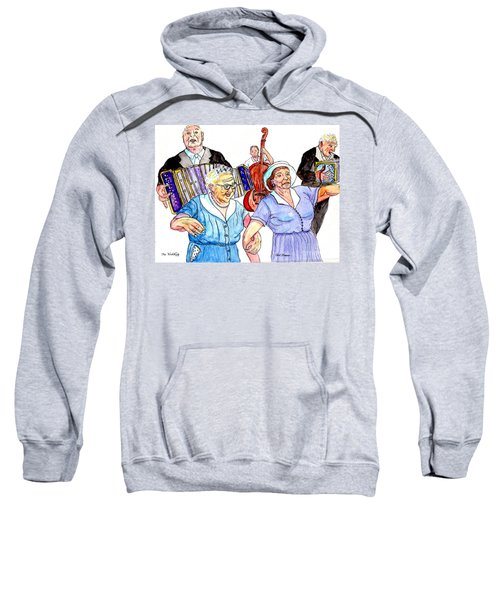 The Wedding - Life On The Stoop Sweatshirt