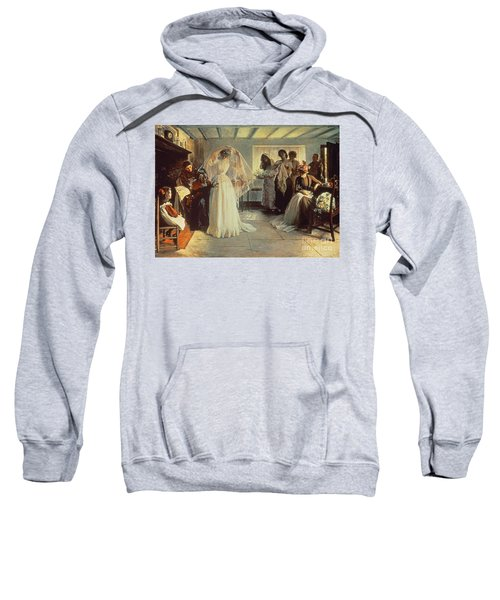 The Wedding Morning Sweatshirt