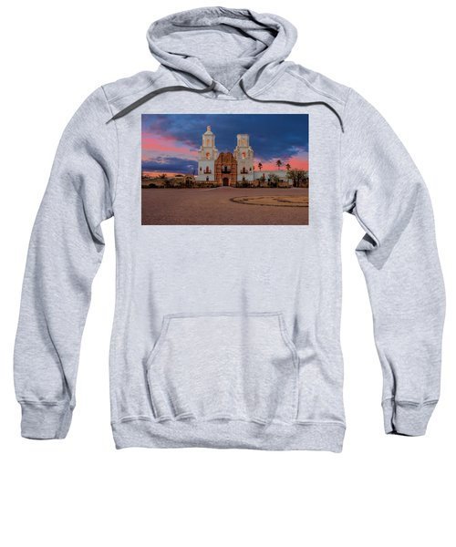 The White Dove Of The Desert Sweatshirt