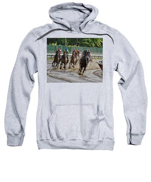 Diversify Winning The Whitney 2018 Sweatshirt