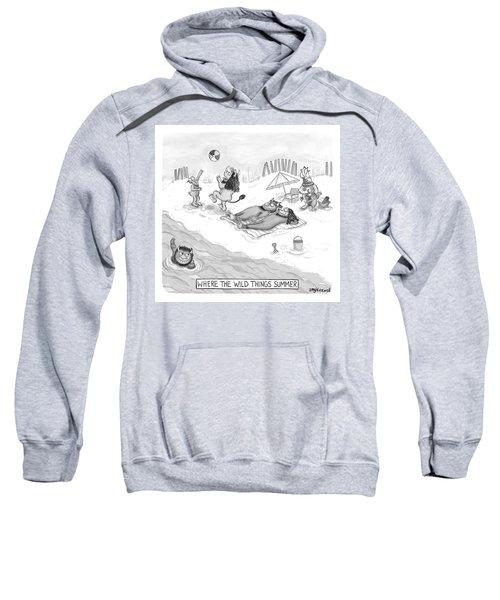 The Wild Things Sweatshirt