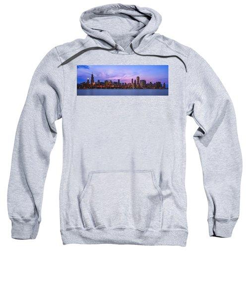 The Windy City Sweatshirt by Scott Norris