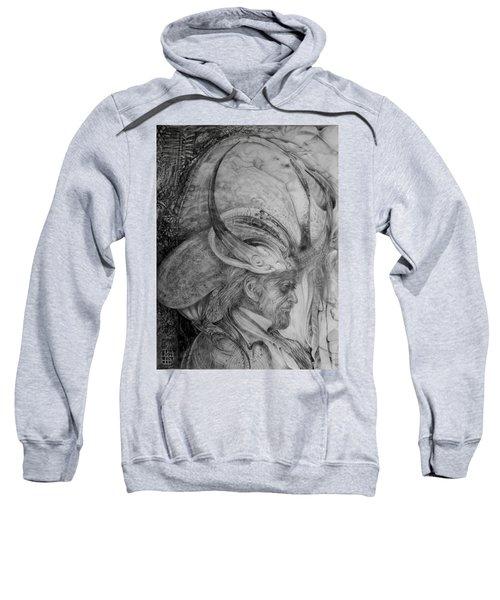 The Wizard Of Earth-sea Sweatshirt