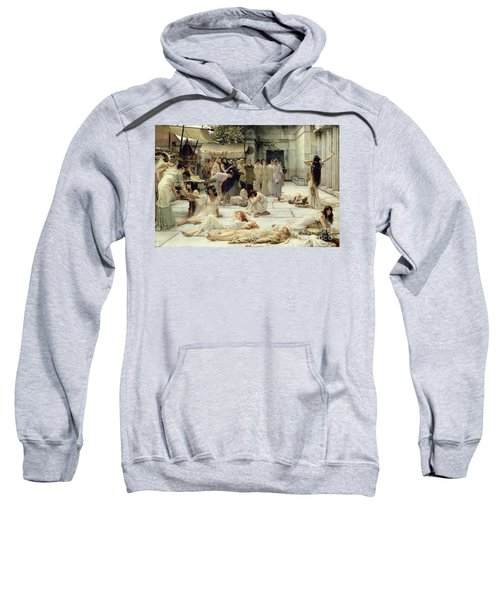 The Women Of Amphissa Sweatshirt