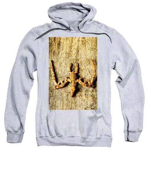The Wooden Pterosaur Sweatshirt