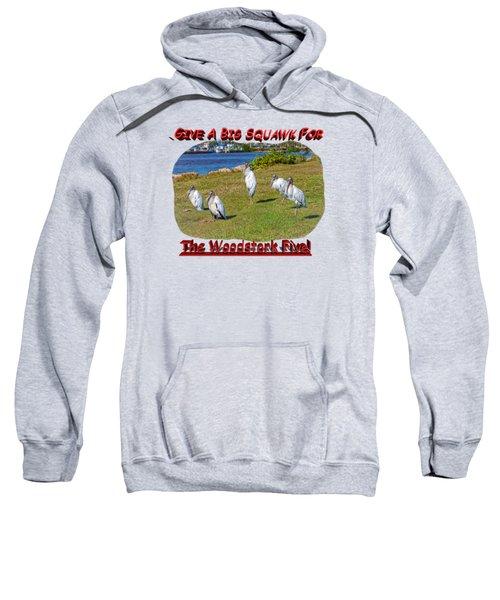 The Woodstork Five Sweatshirt