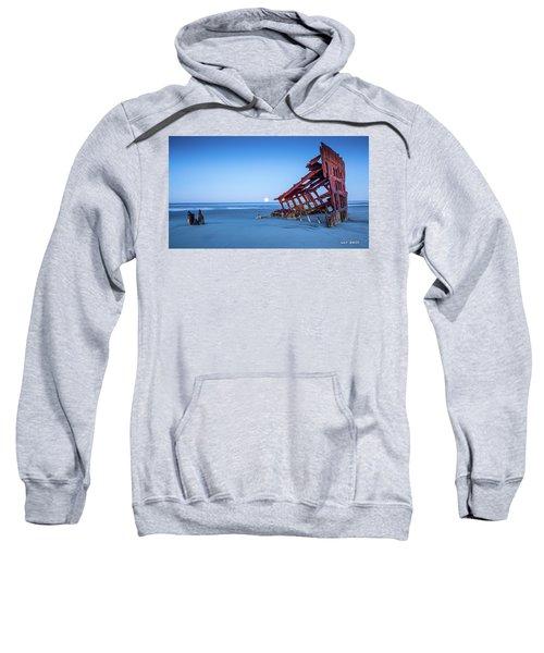 The Wreck Of The Peter Iredale Sweatshirt