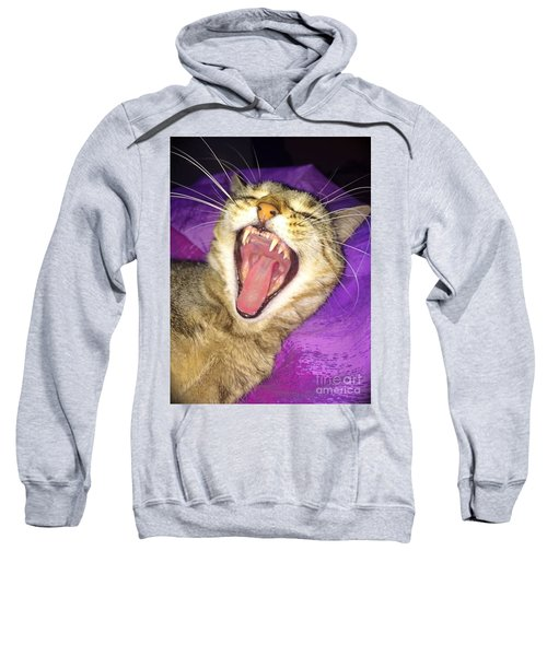 The Yawn Sweatshirt