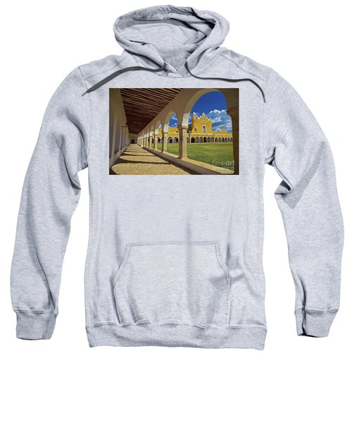 The Yellow City Of Izamal, Mexico Sweatshirt