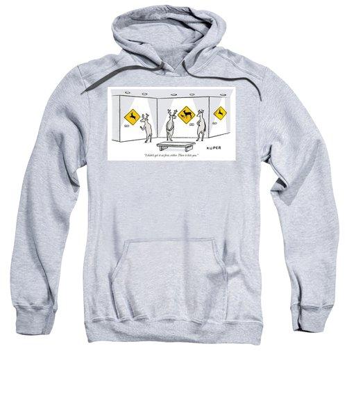 Then It Hits You Sweatshirt
