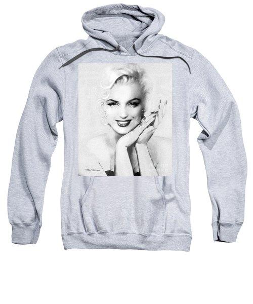 Theo's Marilyn 133 Bw Sweatshirt