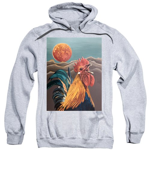 There Will Be A Great Rescue Sweatshirt
