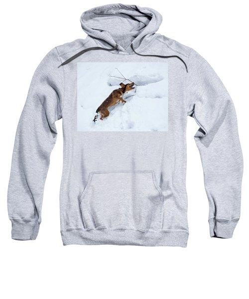 There's No Mountain To High Sweatshirt