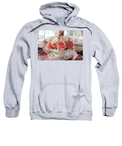 Teacup Roses Sweatshirt