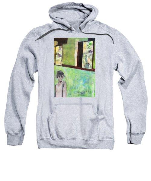 They Say Sweatshirt