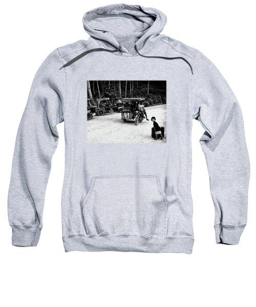 They Start Them Young Sweatshirt