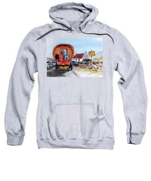 F 808  Whats Your Hurry  Sweatshirt