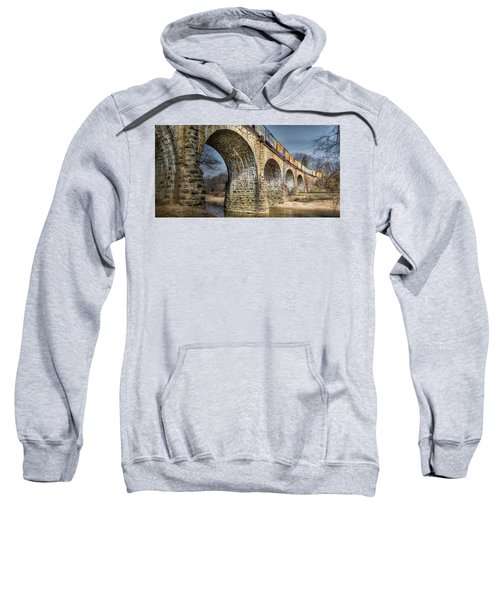 Thomas Viaduct Panoramic Sweatshirt