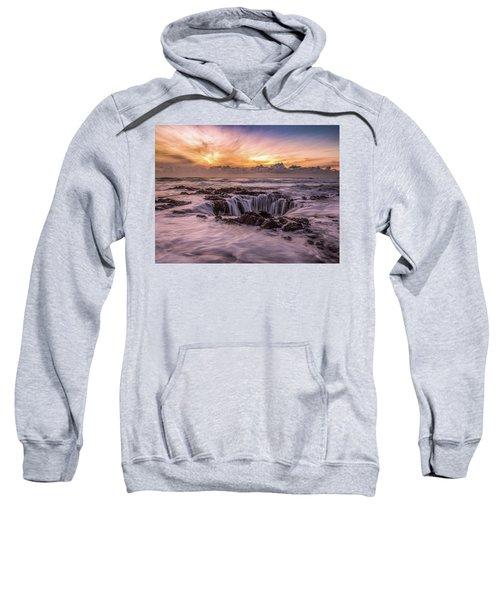 Thor's Well Sweatshirt