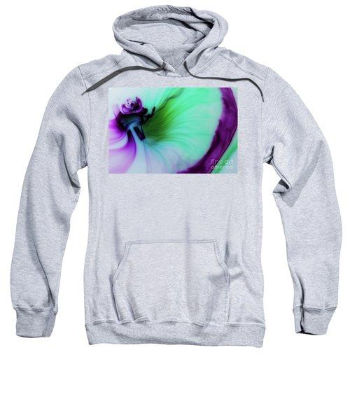 Though The Silence Sweatshirt