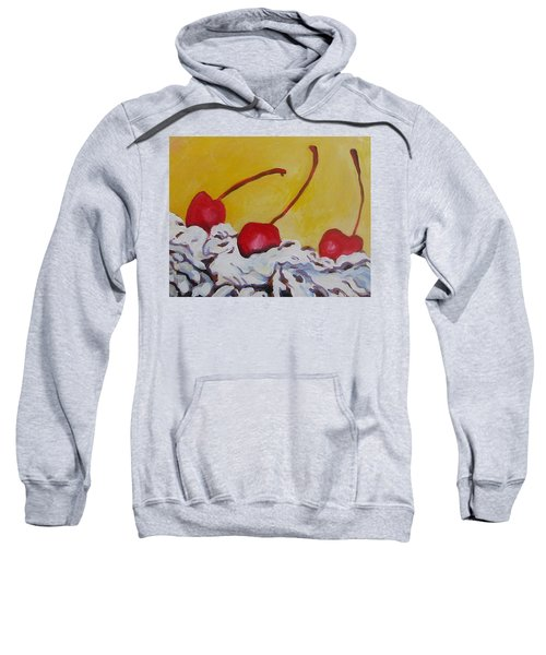 Three Cherries Sweatshirt