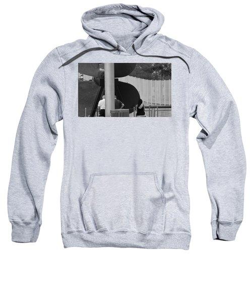 Three Is A Company Sweatshirt