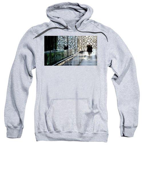 Three Ladies Sweatshirt