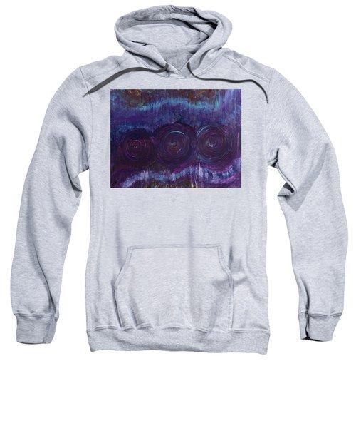 Three Mandalas Sweatshirt