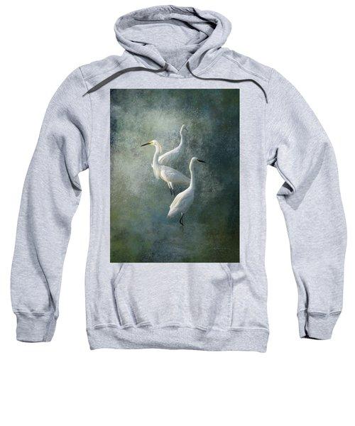 Three Of A Kind Sweatshirt