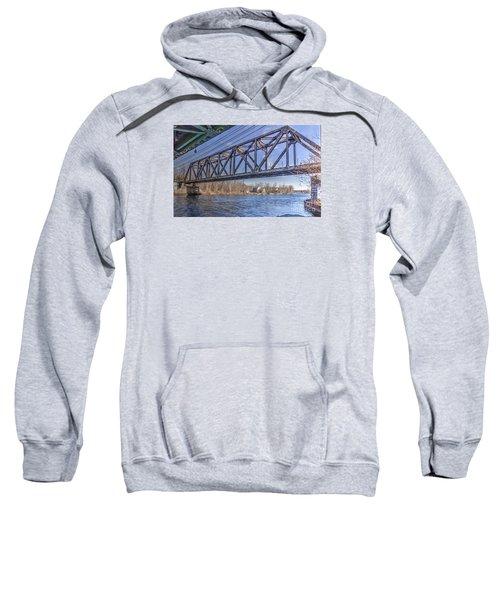 Three Rivers Trestle Sweatshirt