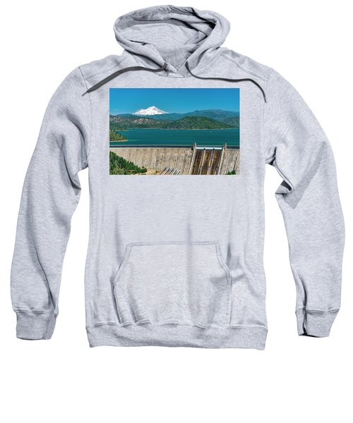 Three Shastas Sweatshirt