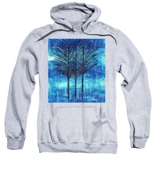 Three Trees  Sweatshirt