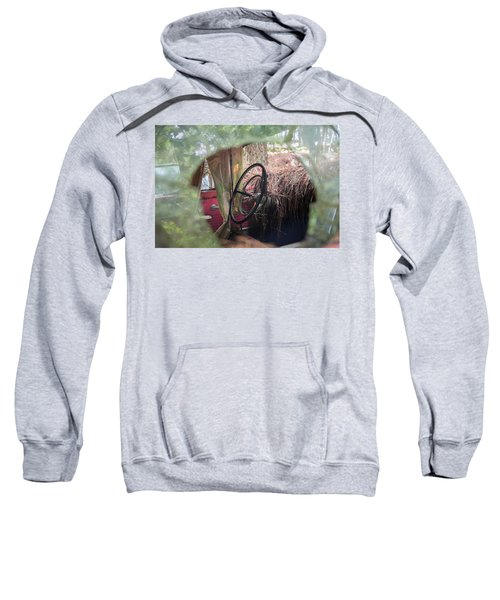 Through The Glass Sweatshirt