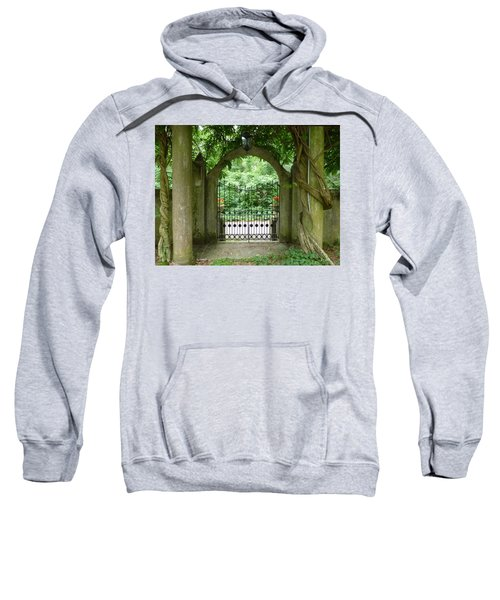 Through The Tuscan Gate Sweatshirt