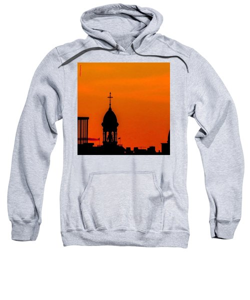 #throwbackthursday #fire In The #sky Sweatshirt