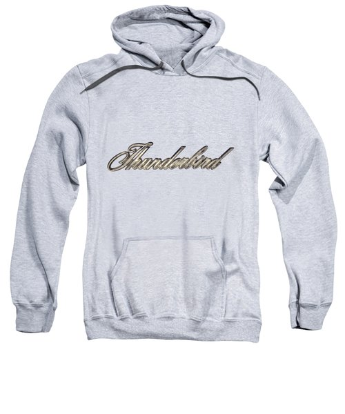 Thunderbird Badge Sweatshirt
