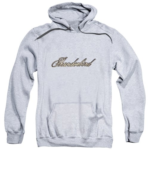 Thunderbird Badge Sweatshirt