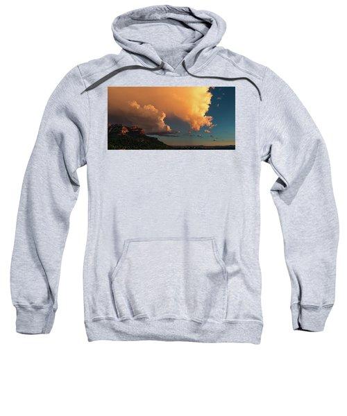 Thunderhead In Sedona Sweatshirt