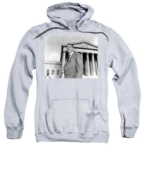 Thurgood Marshall Sweatshirt