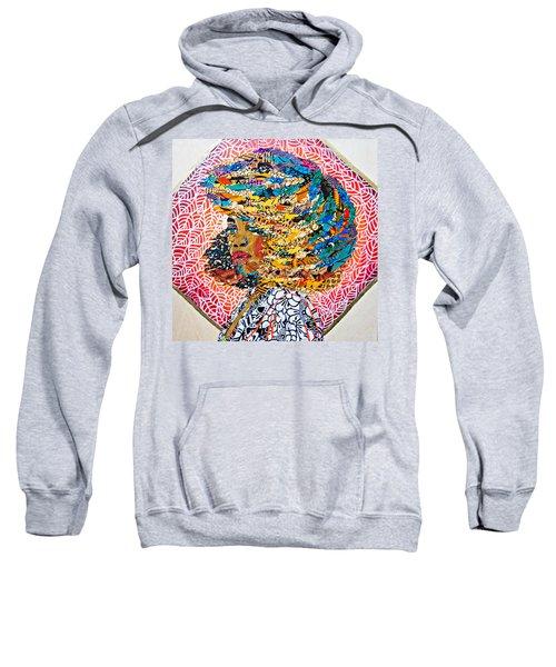 Ti Amor - I Am Not My Hair Sweatshirt