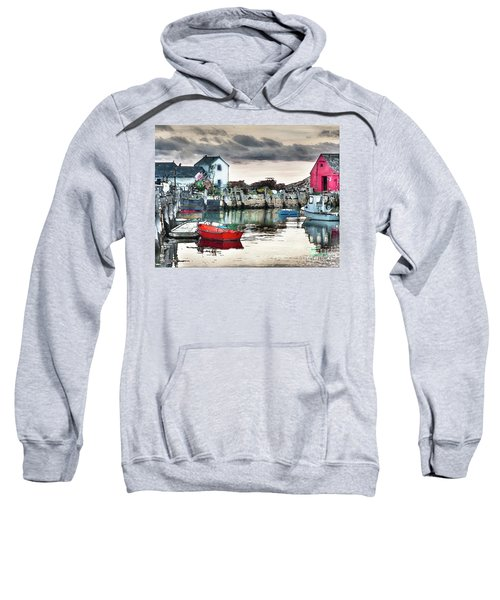 Tide's Out Sweatshirt