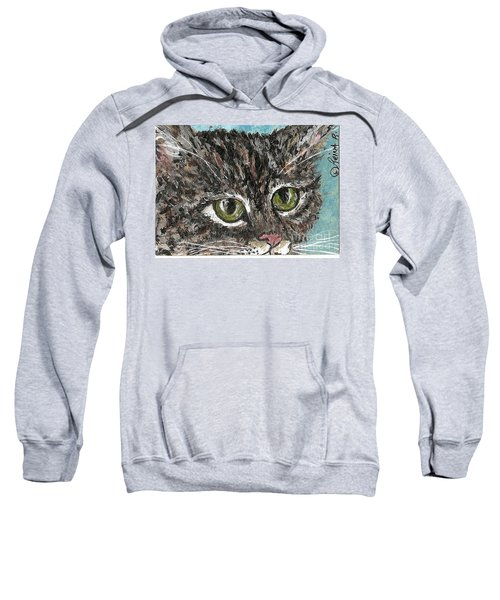 Tiger Cat Sweatshirt