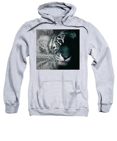 Tiger Dispersion Sweatshirt