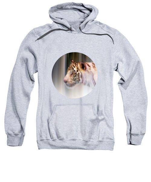 Tiger In The Mist Sweatshirt