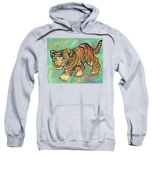Tiger Trance Sweatshirt