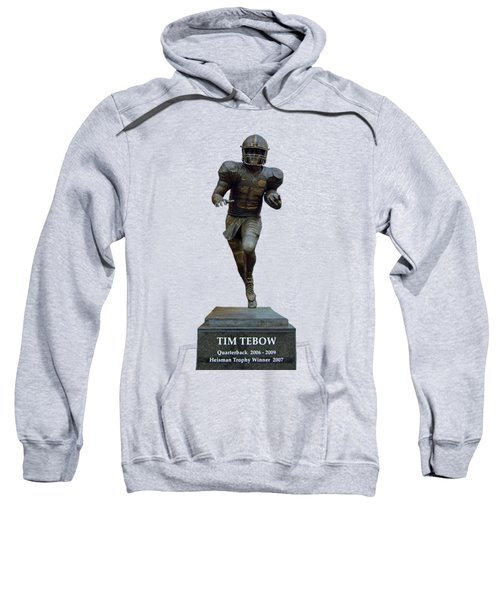Tim Tebow Transparent For Customization Sweatshirt by D Hackett