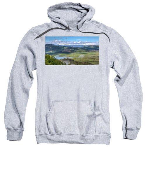 Timbers View  Sweatshirt