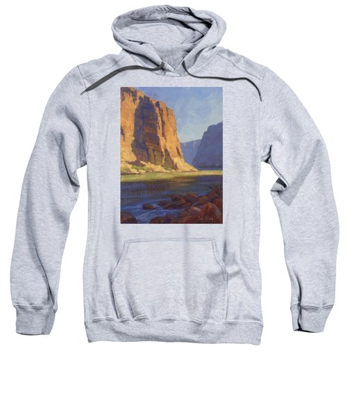 Time Stands Tall  Sweatshirt