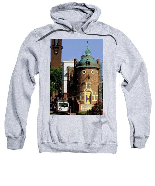 Time To Face The Harvard Lampoon Sweatshirt