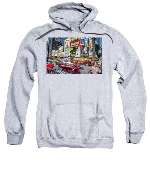 Times Square II Sweatshirt